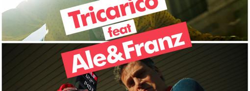 Esce Brillerà, singolo di Tricarico con Ale & Franz