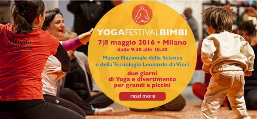 """Rigoni Di Asiago propone uno """"Yoga Festival"""" per bambini"""