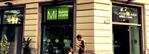 Apre a Milano Mi Gelato&Caffè la caffetteria eco-sostenibile