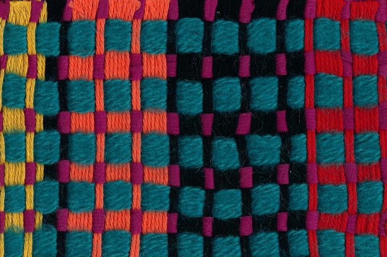 campionatura tessile corso di Cultura tessile