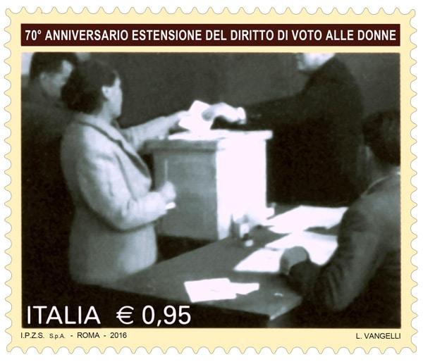 70esimo anniversario voto alle donne