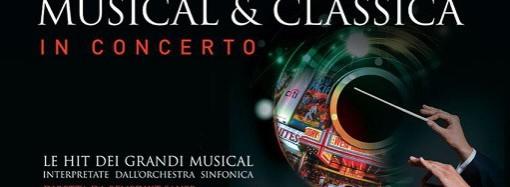Musical & Classica in concerto al Teatro Nazionale di Milano