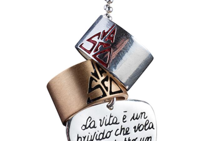 Ink For Vasco: 11 tra le più celebri canzoni di Vasco diventano gioielli