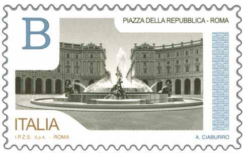 Roma - Piazza della Repubblica