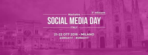 Mashable Social Media Day by Oikos, un evento dedicato alla tecnologia digitale