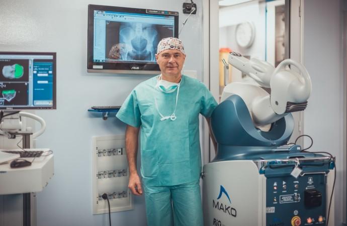 A Verona la clinica dei robot