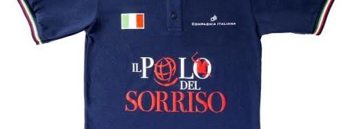 """Compagnia Italiana firma con stile le t-shirt de """"Il Polo del Sorriso"""""""