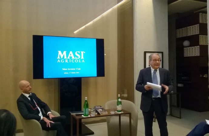 Novità finanziaria per Masi Agricola: nasce il Masi Investor Club