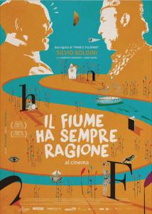 Il 18 ottobre al Cinema Colosseo il docufilm Il fiume ha sempre ragione