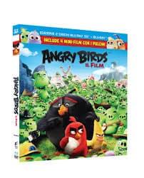 Gli Angry Birds ritornano sul grande schermo in un film irresistibile