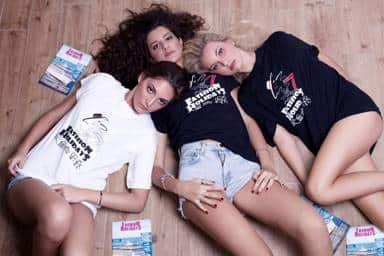 Arriva la t-shirt ufficiale Fashion Holidays 7