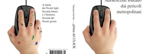 """25/1 """"…Prima del Click"""", il libro sul cyberbullismo di Vincenzo de Feo viene presentato a Chiamamilano (via Laghetto 2, Milano) alle 18.00"""