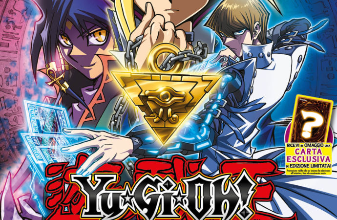 Yu-Gi-Oh! The dark side of dimensions dal 10 al 12 marzo al cinema