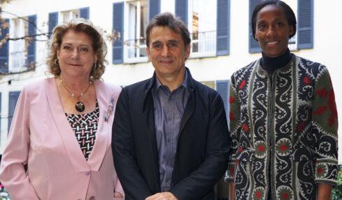 Donna Sport: Alex Zanardi, Fiona May e Diana Bracco premiano le atlete italiane più brave a scuola