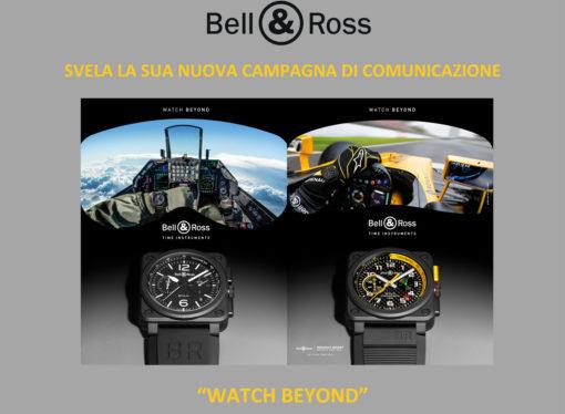 Bell & Ross  e la sua nuova campagna di comunicazione