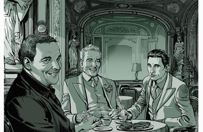 L'albo zero de Il Commissario Ricciardi a fumetti in anteprima al Teatro San Carlo di Napoli