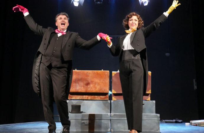 Al Teatro Manzoni Ti parlerò d'amor, una storia dai toni nostalgici che ci riporta nella Berlino degli anni Trenta