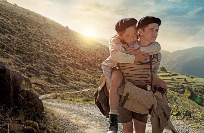 Un sacchetto di biglie, il commovente film sulla tragedia dell'Olocausto vista da un bambino