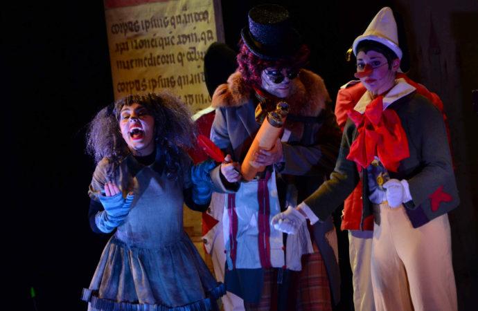 Il mini musical Pinocchio al Teatro Manzoni