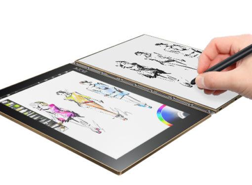 Lenovo: Yoga Book Mall Project