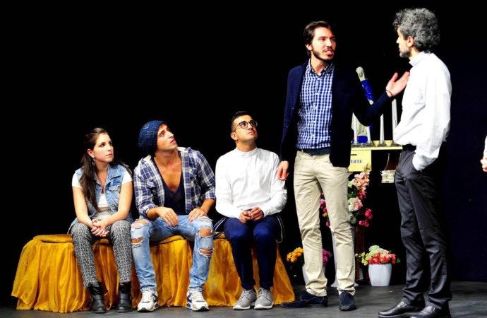 Al Teatro Martinitt Non rubateci i sogni, un ritratto di una Napoli che è metafora delle problematiche del mondo intero