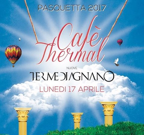 17/4 Cafè Thermal alle Terme di Agnano (Napoli)
