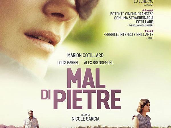Mal di Pietre,  un film sugli sconvolgimenti dell'amore