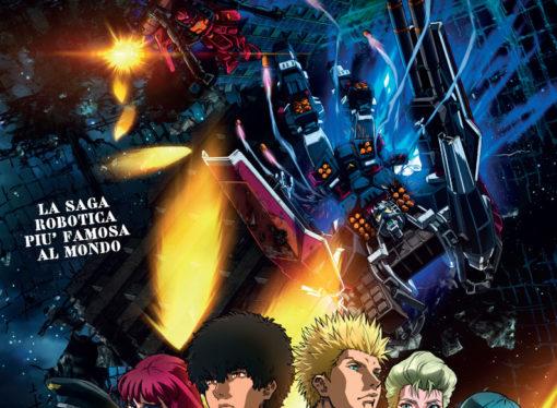 Il film d'animazione giapponese Mobile Suit Gundam. Thunderbolt arriva nelle sale