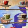 Nuovo illy Caffè milanese in via Monte Napoleone