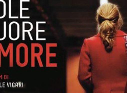 Isabella Ragonese intensa interprete del drammatico film Sole Cuore Amore