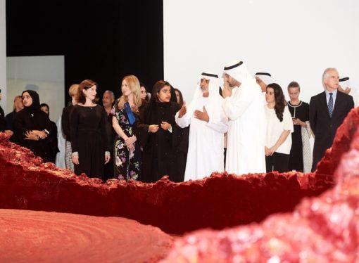 The Creative Act: Performance, Processo, Presenza, seconda mostra del Guggenheim Abu Dhabi sarà visitabile fino al 29 luglio