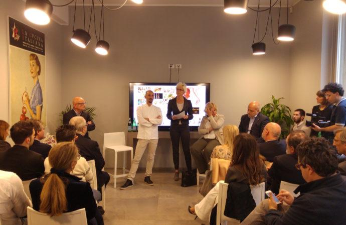 Al via ad Alba l' Accademia Bocuse d'Or Italia per preparare i 4 giovani chef selezionati a partecipare al prestigioso concorso Bocuse d'Or