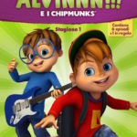 DVD Alvinnn!!!ei Chipmunks