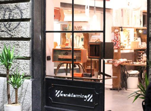 Brandstorming a Milano, in via Corsico