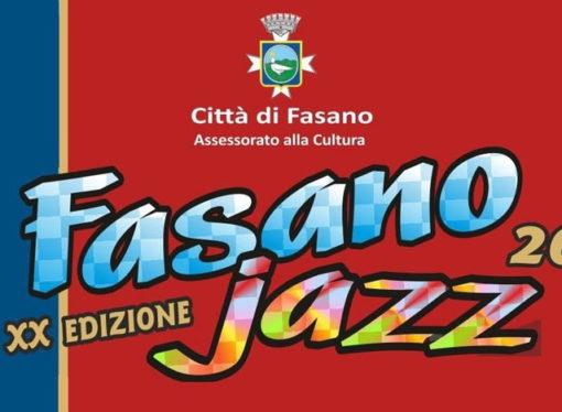 Fasano jazz festival 2017: jazz italiano e internazionale, un programma d'eccezione