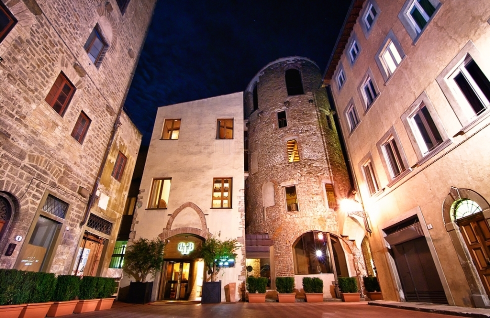 Hotel Brunelleschi di Firenze premiato da Luxury travel advisor