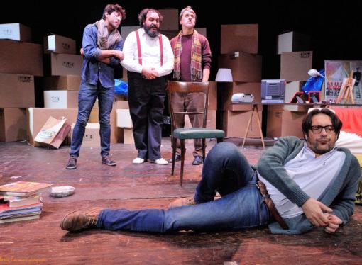Al Teatro Martinitt Separati, la commedia che indaga sulle difficoltà dei rapporti di coppia