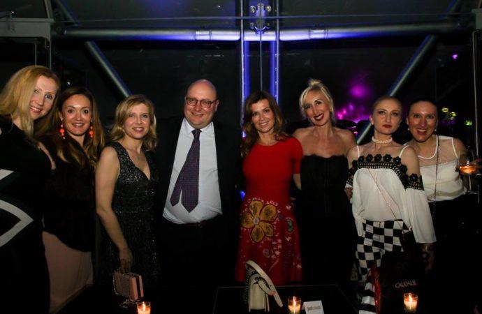Giampaolo Berni Ferretti, la festa di compleanno al Just Cavalli – Milano