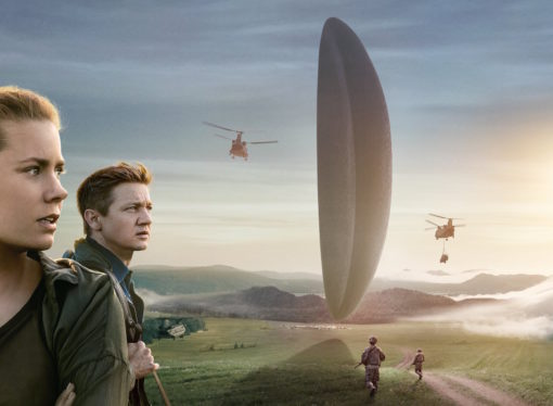 L'emozionante film Arrival ora disponibile in home video