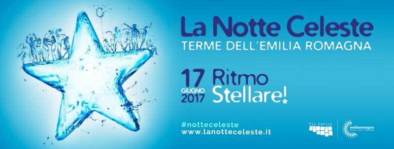 La notte Celeste alle terme dell'Emilia Romagna