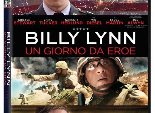 Billy Lynn: un giorno da eroe, il film ora in DVD, Blu-ray™ e 4K Ultra HD™