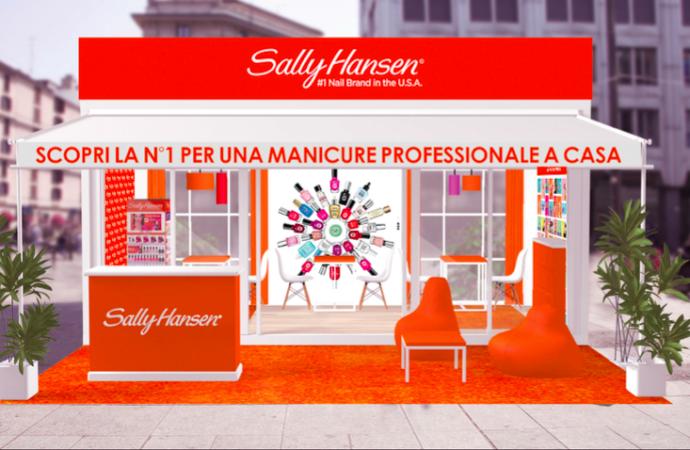 SALLY HANSEN: l'imperdibile appuntamento del week end per una manicure speciale!