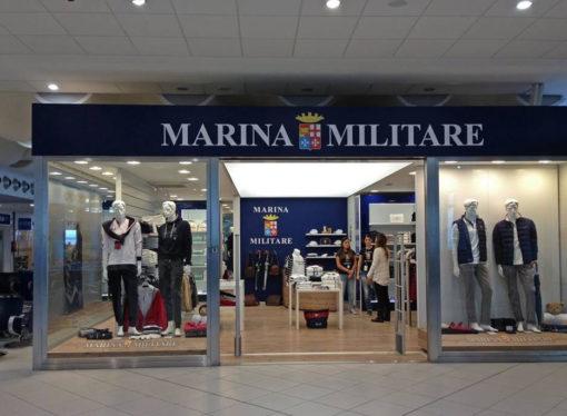 Inaugurato un  nuovo store di Marina Militare Sportswear  all'interno dell'Aeroporto Internazionale Marco Polo di Venezia