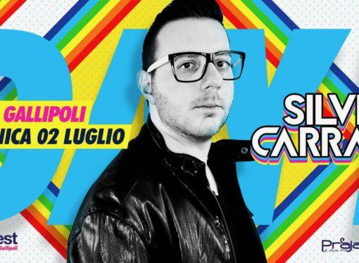 2/7 Silvio Carrano @ PopFest – People on Pleasure c/o Praja – Gallipoli