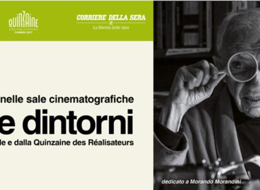 Film d'autore a Cannes e dintorni – Milano 17/23 giugno