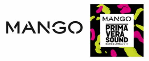 Mango diventa sponsor di Primavera sound 2017