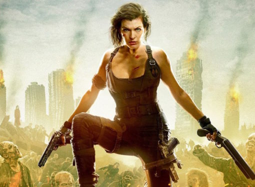 Resident Evil: The Final Chapter , l'ultimo episodio in DVD, Blu-ray™, 4K Ultra HD™ e Digital HD