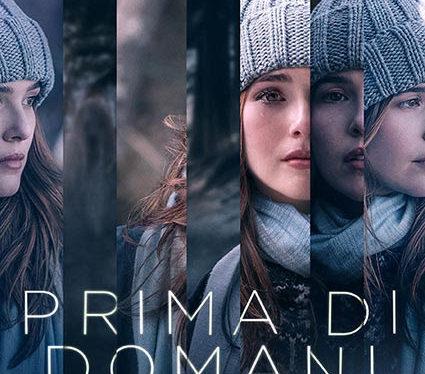 Il film Prima di domani sarà presentato in anteprima nazionale al Giffoni Film Festival