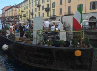 Milano con l'acqua