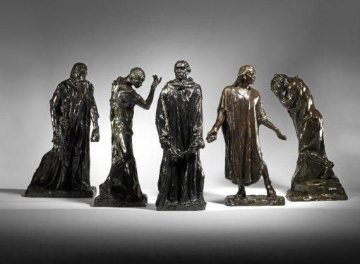 """Designer Outlet Provence del gruppo McArthurglen presenta la mostra """"Rodin e i suoi contemporanei"""""""
